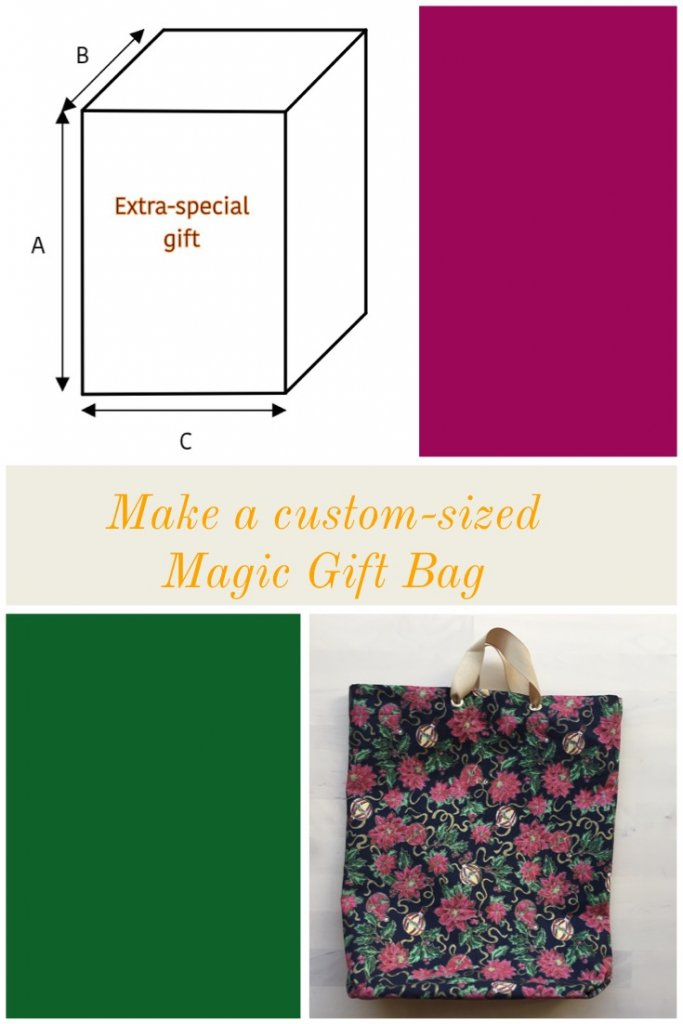 Custom gift bag tutorial