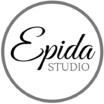 epida studio logo - make beautiful quilting, pojagi and embroidery.
